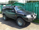 Шноркель LLDPE Ssangyong musso/тагаз roadpartner NEW2 (1993-2005; Diesel/Petrol  I4/2300см³  I5/2900см³  I6/3200см³ )